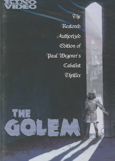 GOLEM BY WEGENER,PAUL (DVD)